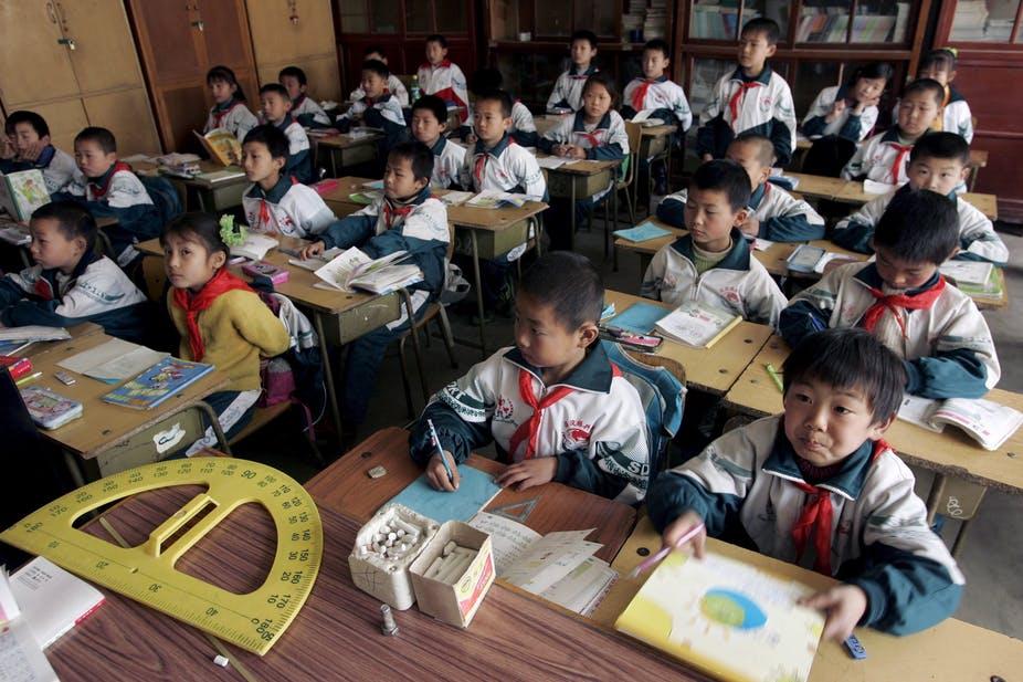 Apa yang Membuat Pelajaran Matematika Cina Begitu Bagus?